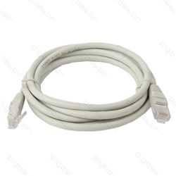 Aigostar Cable Red Rj-45 Cat 6 Utp M a M 1.8 mtr AG53