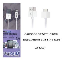 Digivolt Cable IF Para I5s CB-8205L - CB-8205