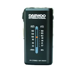 Daewoo Radio Mini Am/Fm DRP-9 - DRP-9