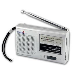 Sami Radio Mini AM/FM RS-2922 - SAMI RS-2922