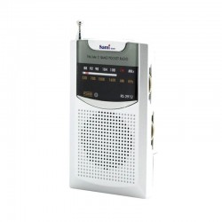 Sami Radio Am/Fm Vertical c/clip Aur RS-2912