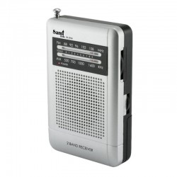 Sami Radio Am/Fm Mini Vertical C/Aur RS-2960