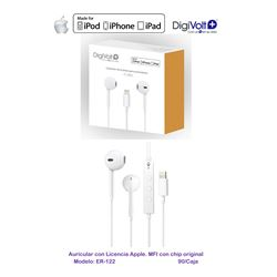 Digivolt Auricular Movil C/Micro Para Iphone ER-122 - ER-122