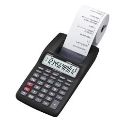 Casio Calculadora Sobremesa Papel HR-8 - CASIO HR8TER